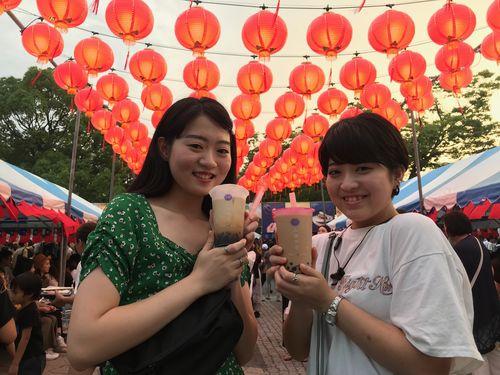 タピオカ人気に商機 台湾の製造業者、日本向けの生産に軸足シフト