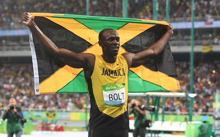 波特里約奧運200米3連霸(1)