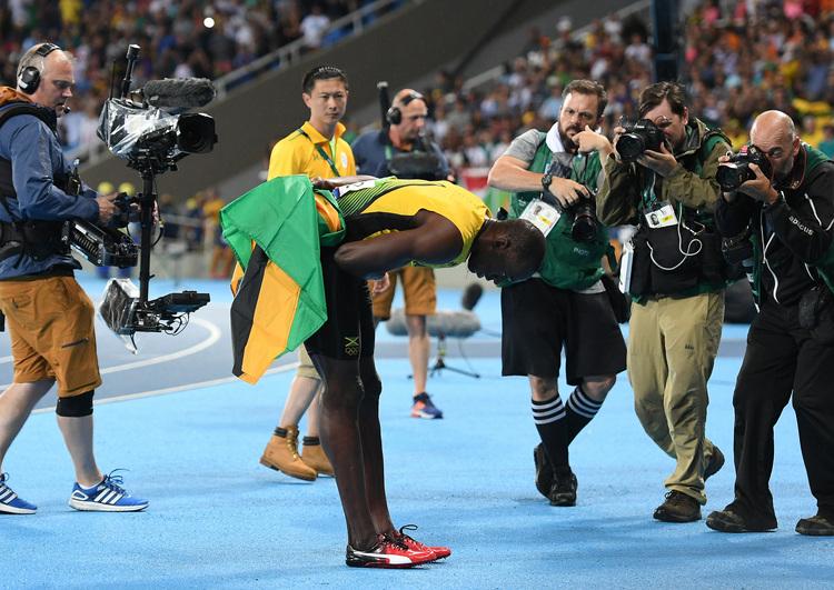 波特里約奧運200米3連霸(5)