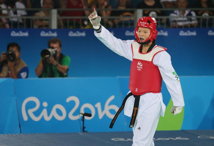 奧運女子跆拳道 莊佳佳仍有機會爭銅
