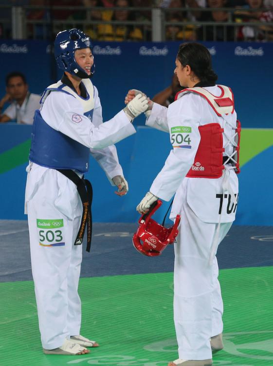 不敵土耳其對手 莊佳佳無緣奧運銅牌(3)