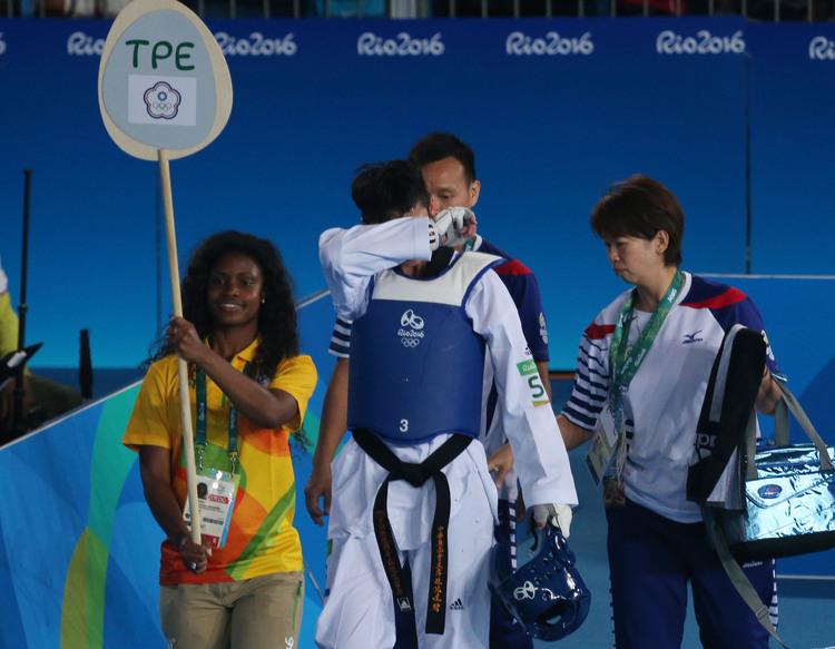 不敵土耳其對手 莊佳佳無緣奧運銅牌(6)