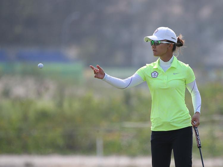奧運女子高爾夫 盧曉晴並列第16位(6)