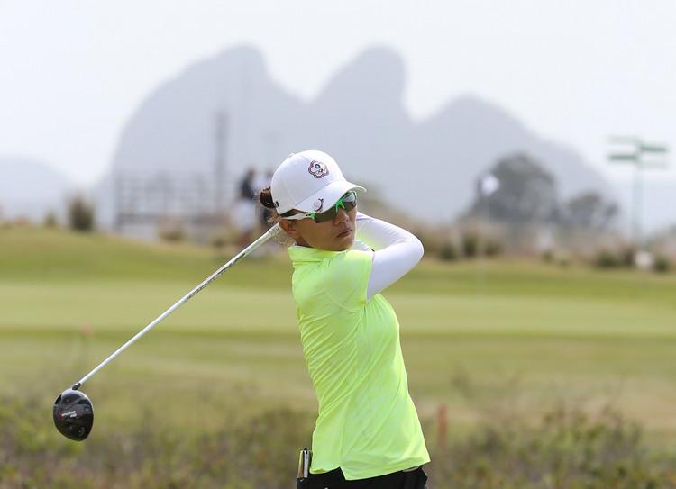 奧運女子高爾夫 盧曉晴並列第16位(9)