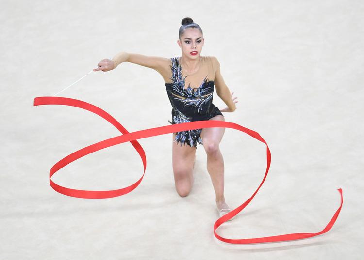 奧運韻律體操 俄羅斯馬穆奪金(2)