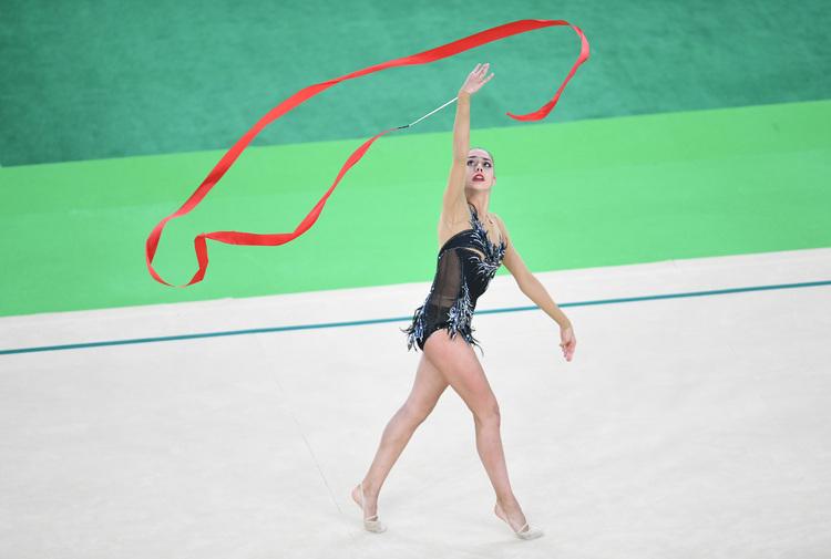 奧運韻律體操 俄羅斯馬穆奪金牌(2)