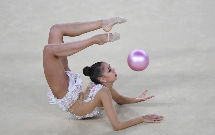 奧運韻律體操 俄羅斯馬穆奪金(3)