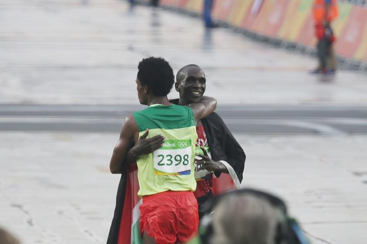 里約奧運馬拉松 肯亞名將金牌(4)