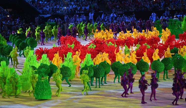 奧運閉幕典禮(1)