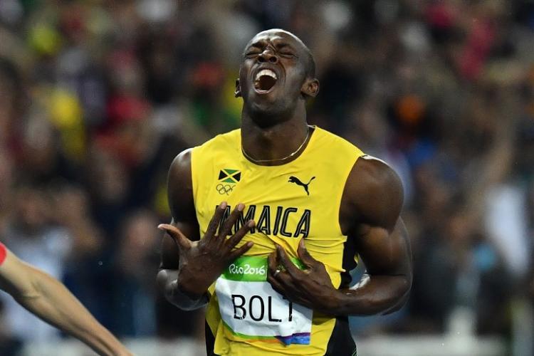 奧運200米奪金 波特續拚三度三金霸業