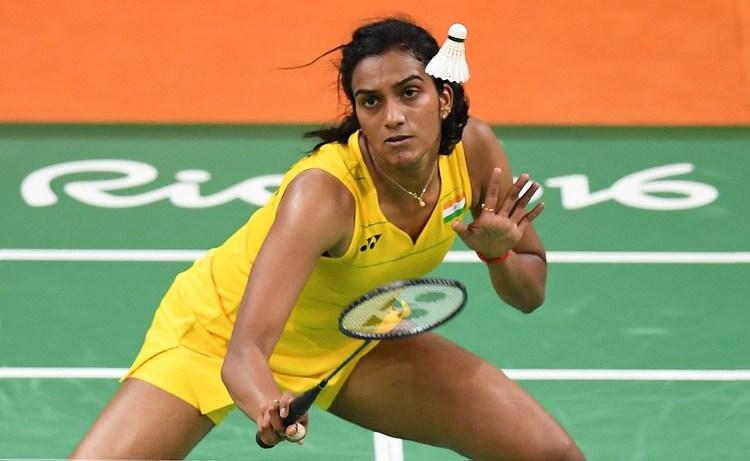 印度羽球女將辛度 奧運奪牌希望