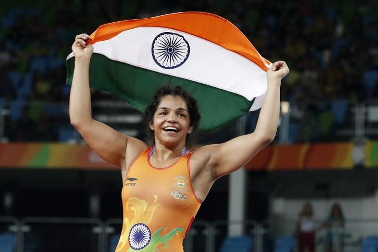 印度奧運獎牌破蛋  女子角力好手奪銅