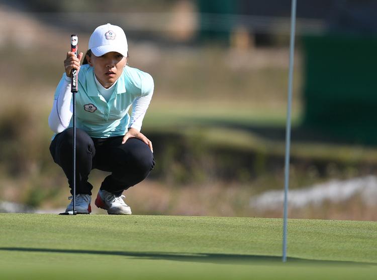 奧運女子高球次輪 盧曉晴67桿暫列第4