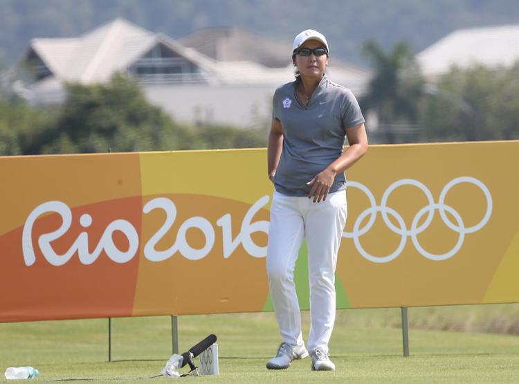 奧運女子高球 龔怡萍盧曉晴第2輪完賽
