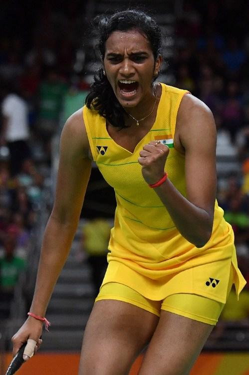 印度羽球女將辛度射日  奪奧運金牌門票