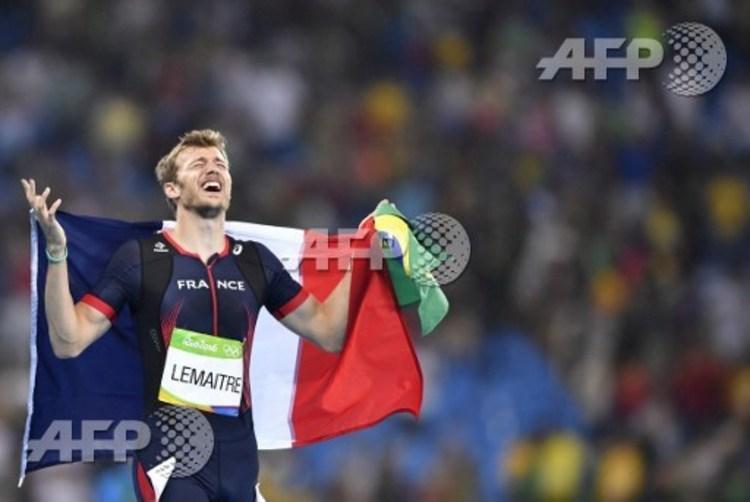 法田徑選手相繼奪牌  歷來奧運第3佳績