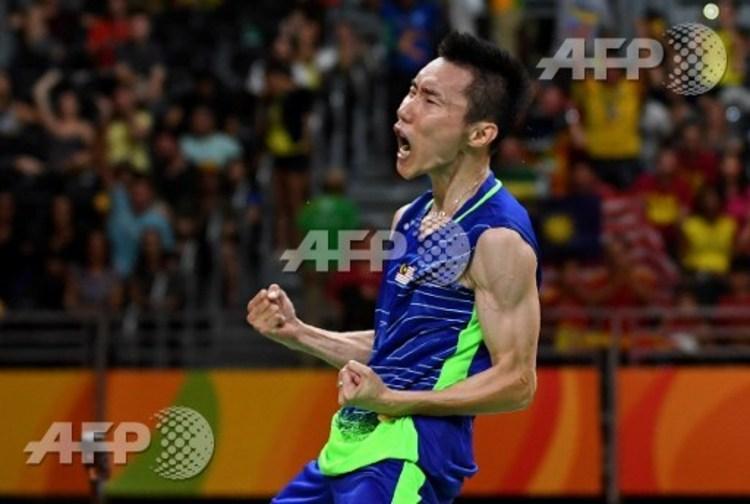 逆轉勝林丹 李宗偉殺進奧運羽球決賽