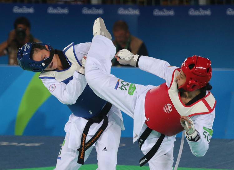 不敵土耳其對手  莊佳佳無緣奪奧運銅牌
