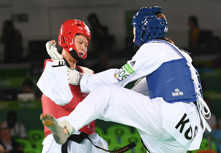 奧運跆拳道成正式競賽  中華隊首度無牌