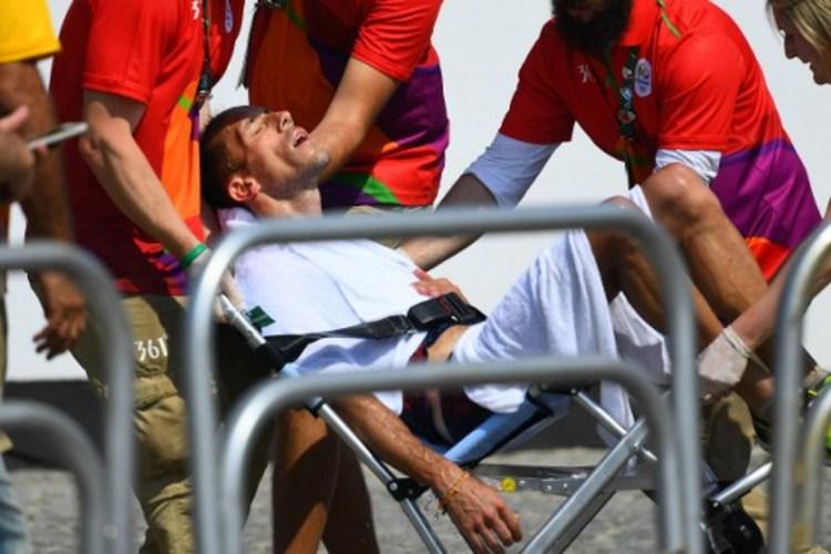 里約熱爆 僅6成選手完成50公里競走