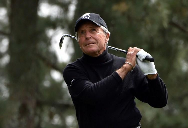 高爾夫傳奇人物批選手  拿茲卡當藉口