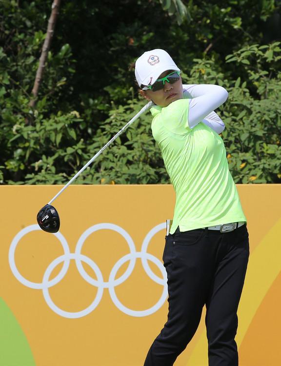 奧運20日戰果 女子高爾夫賽事結束