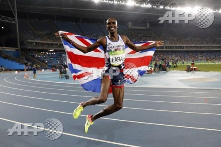 英國狂奪27金牌  里約奧運創最佳成績