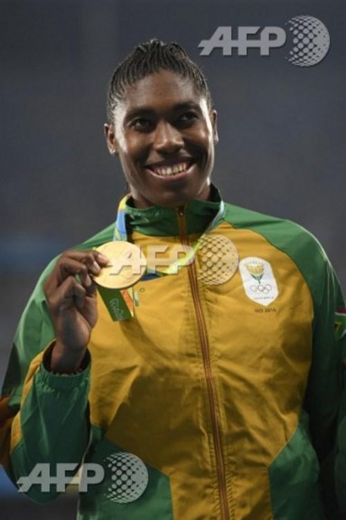 南非頒675萬獎金給獎牌得主與教練