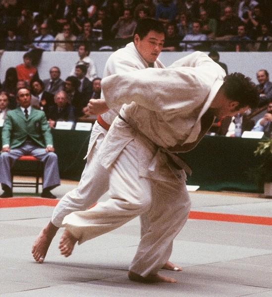 日本世界柔道之王山下泰裕