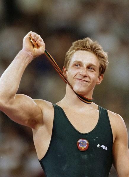 白俄羅斯體操王子薛寶