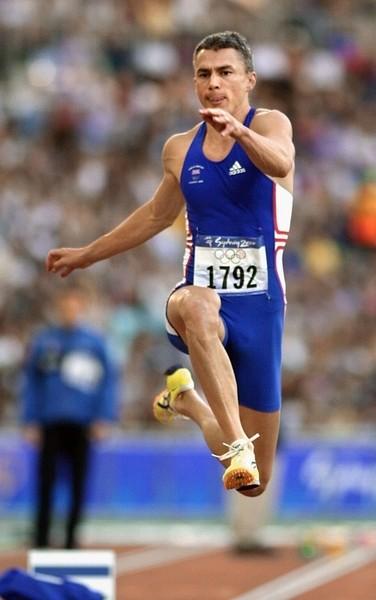 英國田徑選手愛德華茲
