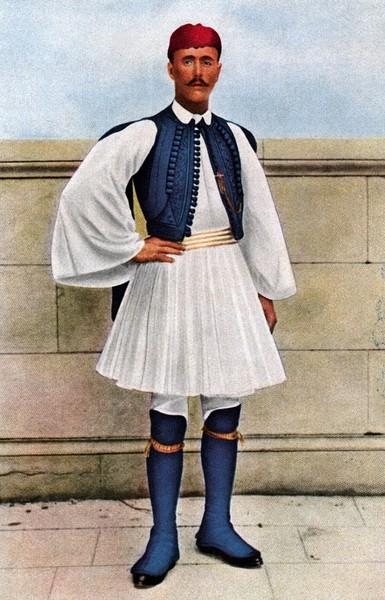 現代奧運第一位馬拉松冠軍路易斯