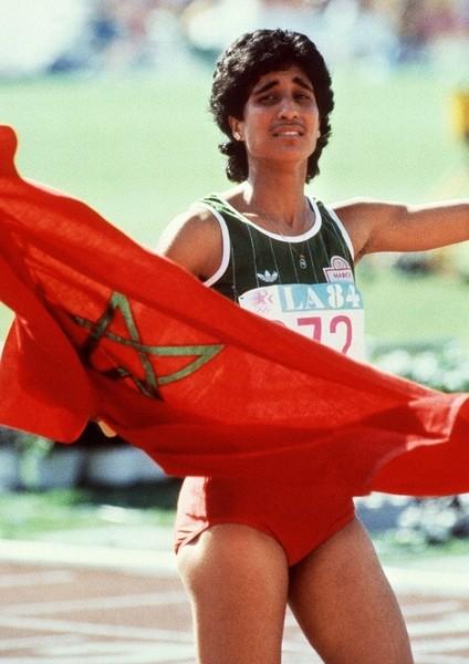 奧運 跨欄女將摩塔瓦克