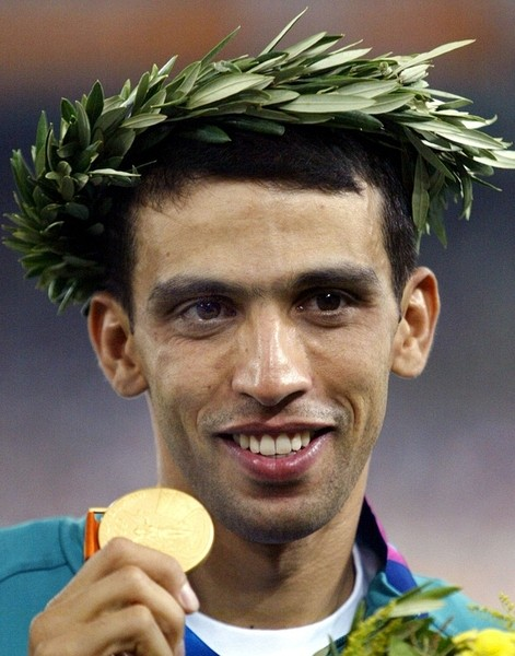 摩洛哥田徑選手奎羅伊
