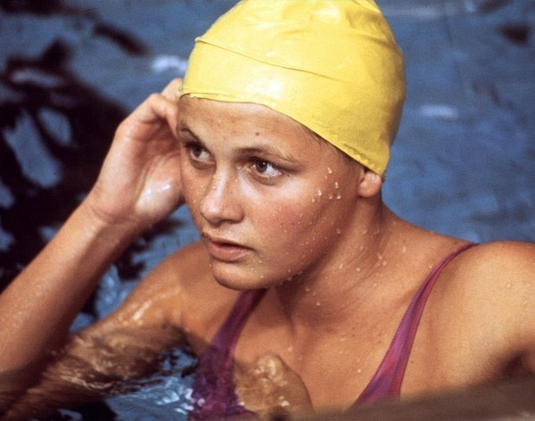 澳洲游泳奇葩葛德