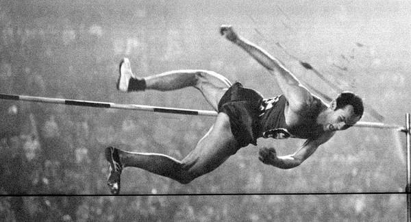 蘇聯一代跳高名將布魯梅爾