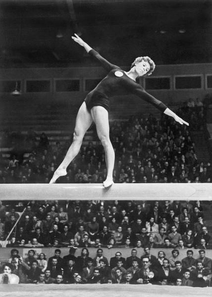 蘇聯體操明星拉蒂妮娜