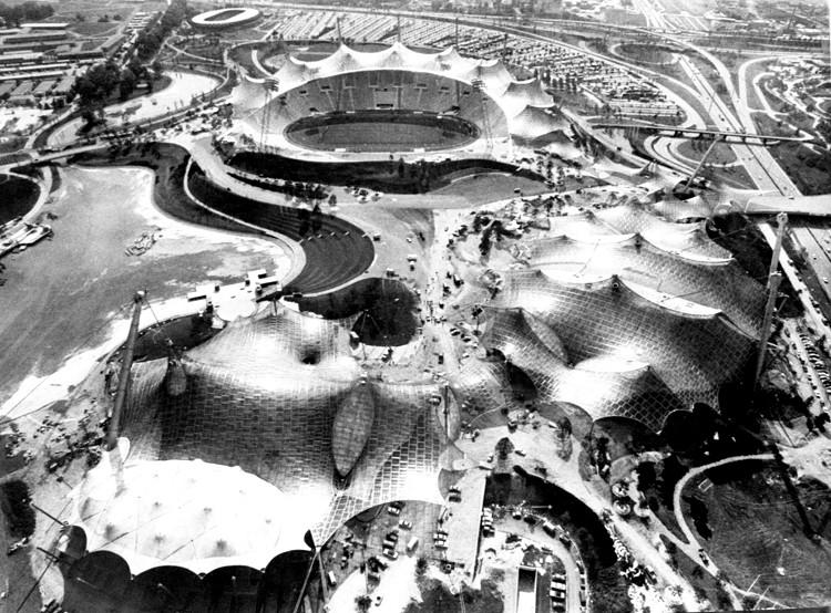 1972年第二十屆慕尼黑奧運 Munich (德國 慕尼黑):恐怖暗殺事件使和平祭典成血腥祭壇