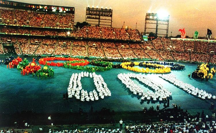 1996第二十六屆亞特蘭大奧運 Atlanta (美國 亞特蘭大):現代奧運一百週年紀念恐怖爆炸案添陰影 陳靜桌球摘銀