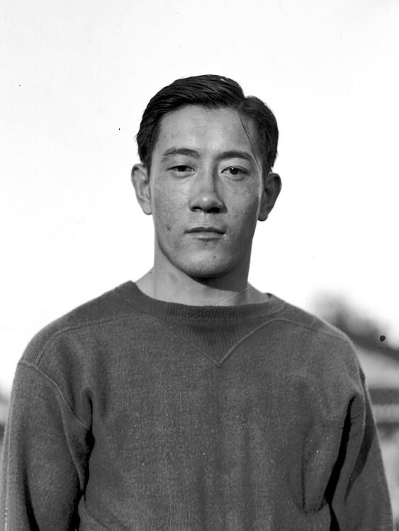 代表中華民國參加奧運第一位運動員─劉長春
