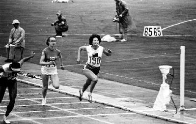 飛躍羚羊紀政 台灣成就最輝煌女運動員