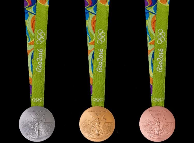重永續發展 里約奧運帕運獎牌處處用心