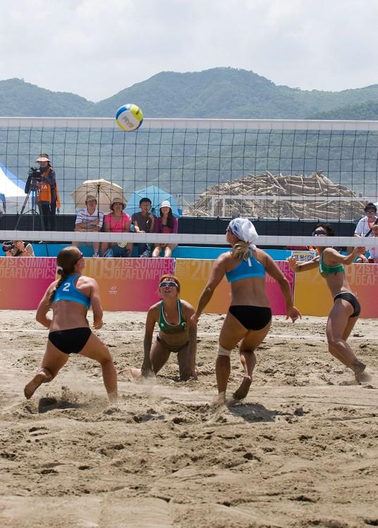 沙灘排球 Beach Volleyball