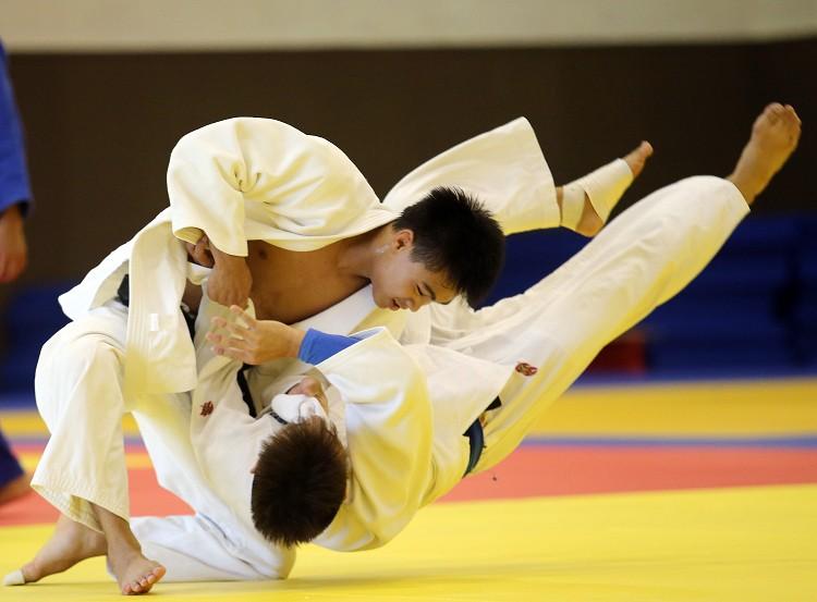 柔道 Judo
