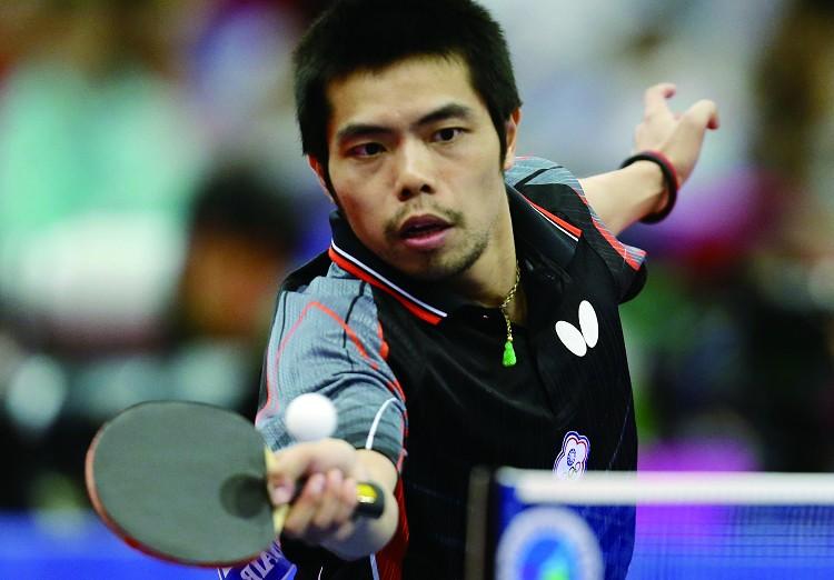 桌球 Table Tennis