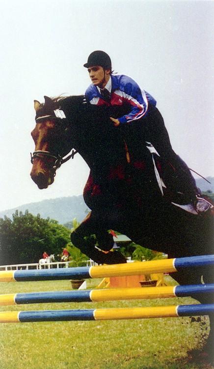馬術 Equestrian