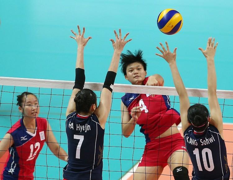 排球 Volleyball