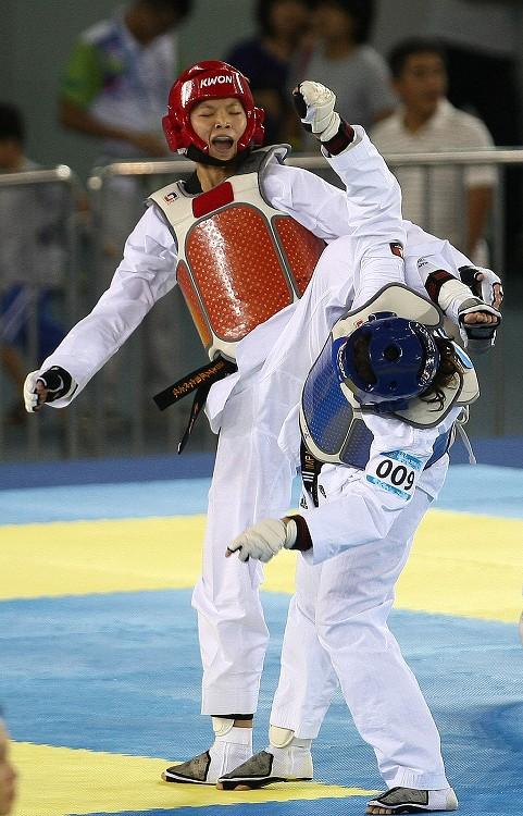 跆拳道 Taekwondo