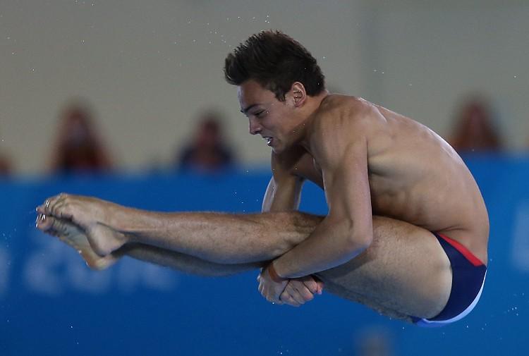 跳水 Diving