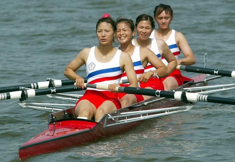 划船 Rowing